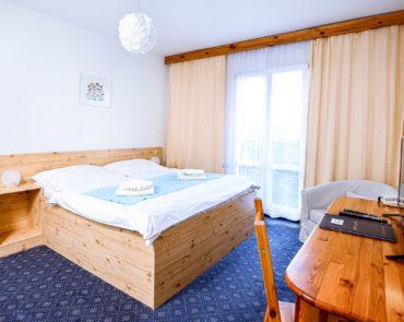 Pokoj Business s manželskou postelí
