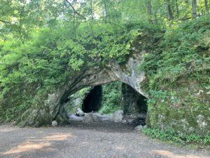 Šipka Cave in the National Park, Štramberk